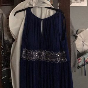 Long formal/prom gown